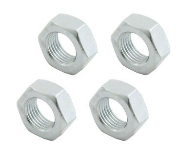 3//8-24  STAINLESS STEEL AIRCRAFT DRILLED HOLE HEX JAM NUTS 10pcs RH