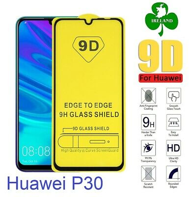 Tempered Glass Protector for Samsung Galaxy A8 2018 Curved Clear Full Cover 3D