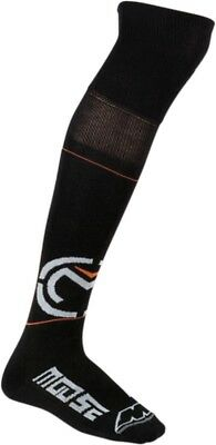 Moose Racing M1 Mens MX Offroad Knee Brace Socks Black