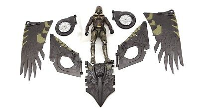 "Marvel Legends 6"" inch Build a Figure Vulture Parts Base Right Left Wing Turbine"