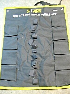 surplus roll up tool pouch bag