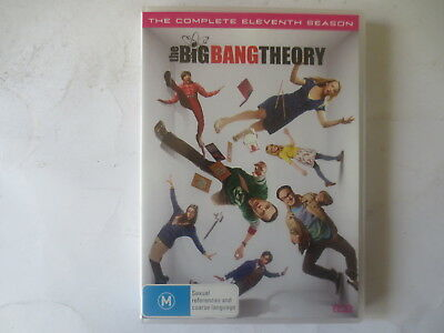 The Big Bang Theory The Complete Eleventh Season 11 DVD 2-Disc Set R4 #6295