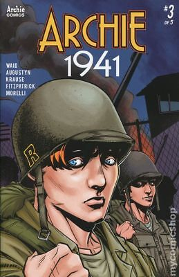 Archie 1941 (Archie) #3C 2019 Heights Variant VF Stock Image