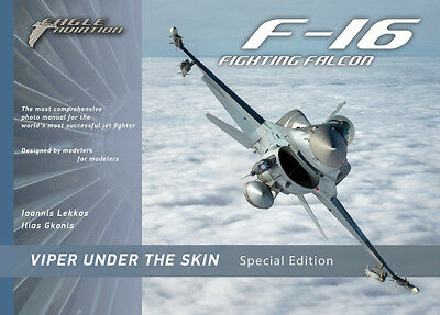 F-16 Viper Under the Skin (Special Edition), WORLDWIDE FREE SHIPPING