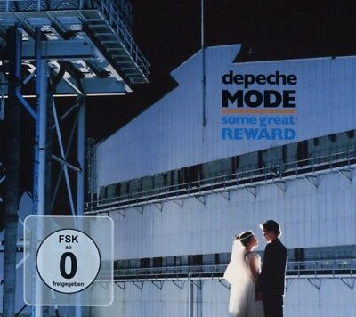Depeche Mode - Some Great Reward CD (2) Sony Music NEW