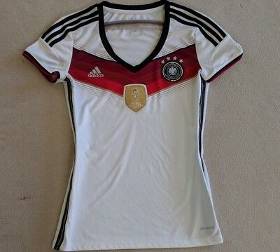 15eb7d82597 ... low price germany euro 2016 home soccer adidas jersey womens small world  cup champions 8d881 d6783