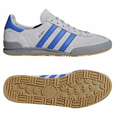 2a39ab19d55 adidas ORIGINALS DEADSTOCK JEANS TRAINERS GREY SHOES SNEAKERS RARE RETRO  80S 70S