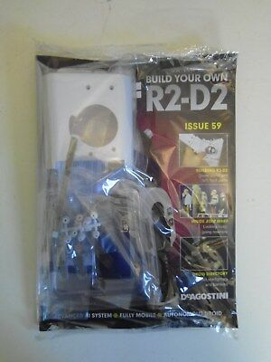 DeAgostini Star Wars Build Your Own R2-D2 Issue 59 NEW & SEALED