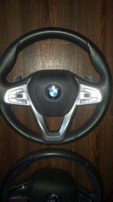 BMW G11 G12 7 Series steering wheel with paddles shift