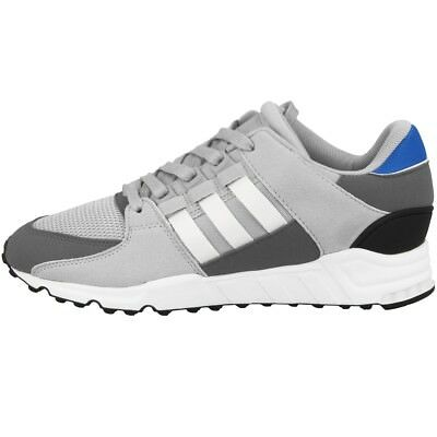 size 40 38b83 cf785 Adidas Eqt Support RF Chaussures Equipement Baskets Gris Deux Blanc BY9621  Zx
