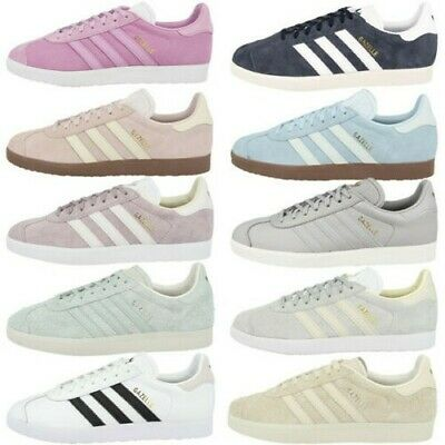best cheap 49f9c ed215 Adidas Gazelle Donne Retro Scarpe Originals da Ginnastica Flux Smith  Superstar