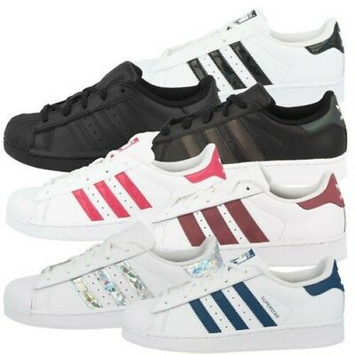 more photos dad23 01062 Adidas Superstar C Scarpe Bambino Casual Originals Scarpe da Ginnastica  Classici