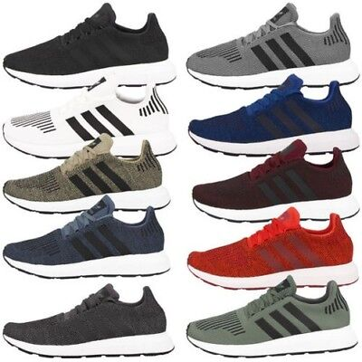 timeless design 8415e fae7e Adidas Swift Course Chaussures Homme Original Baskets Loisirs Nmd Pk Zx 750
