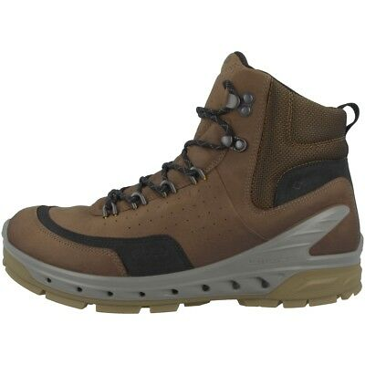 ECCO BIOM VENTURE Tr Calhan mid GTX Gore Tex Shoes Natural