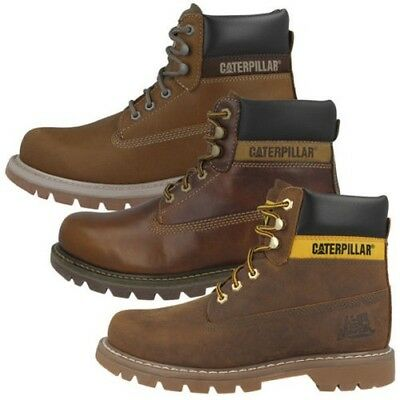 lowest price 236e4 91904 CATERPILLAR CAT COLORADO 6'' Stivali Uomo Outdoor Scarpe Scarpe da Lavoro