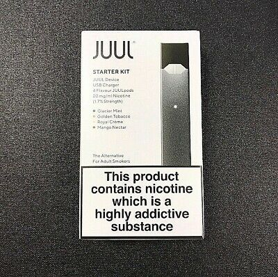 Juul Started Kits Includes 4 Pods