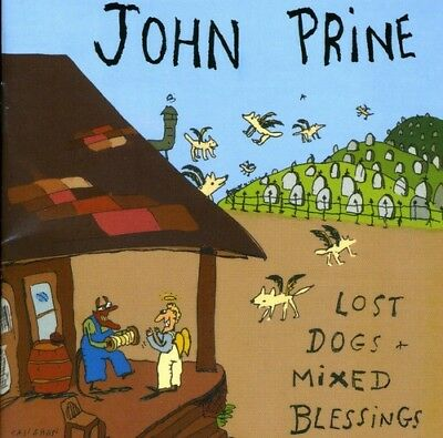 John Prine - Lost Dogs & Mixed Blessings [New CD]