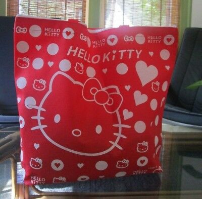 Hello Kitty - Tote Bag - Shoulder Bag - Handbag, Four Colors to Choose From 6a1bbd1a5f