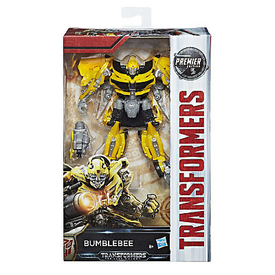 Transformers The Last Knight Premier Edition Deluxe Class BUMBLEBEE by Hasbro