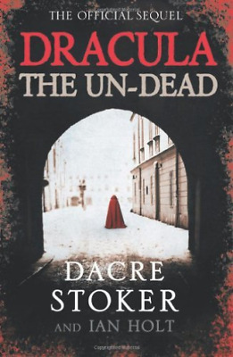 Dracula The Undead (UK IMPORT) BOOK NEW