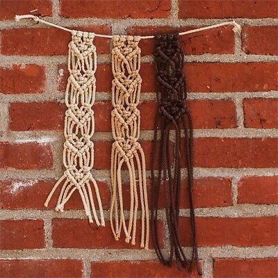 Mini Macrame Hanging Heart Kit-
