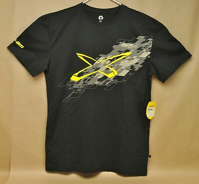 New NWT Can-Am BRP X-Team ATV Tee T Shirt Small S/P 2866180490