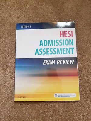 Admission Assessment Exam Review by Hesi Edition 4