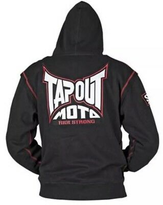 Speed & Strength TapOut Moto armored Hoody 877638 SZ 3XL