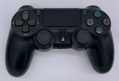 OEM Sony PlayStation 4 PS4 Dualshock 4 Wireless Controller Jet Black UD