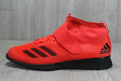 promo code d40c9 c4331 38 Adidas Crazy Power RK Weightlifting shoes Red Black Size 9, 10.5, 13.5