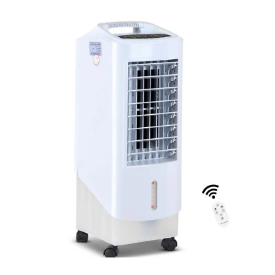 Devanti Portable Evaporative Air Cooler - White