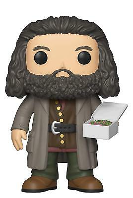 "Funko POP Figures. Harry Potter. Hagrid 6"" with the cake. #78"