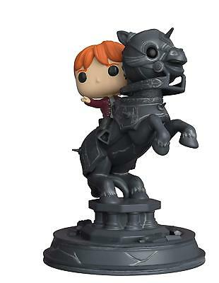Funko POP Figures. Harry Potter. Ron riding the chess piece. #82