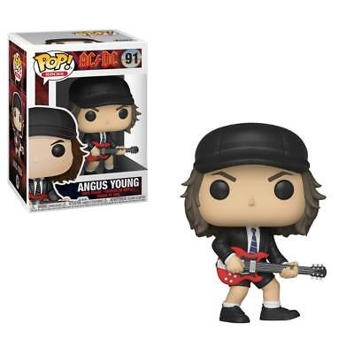 Funko POP. ACDC. Angus Young #91