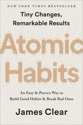 Atomic Habits - James Clear (, Book New)
