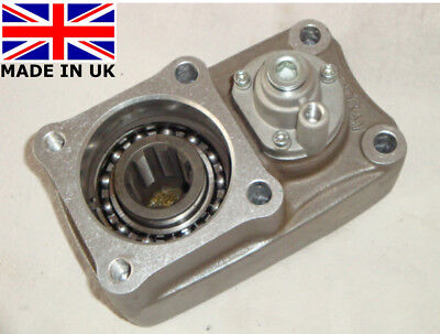 Pto Unit - Zf 6S-1000 To Gearbox