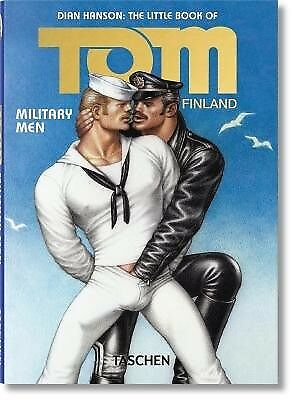 The Little Book of Tom of Finland: Military Men by Tom of Finland -Paperback