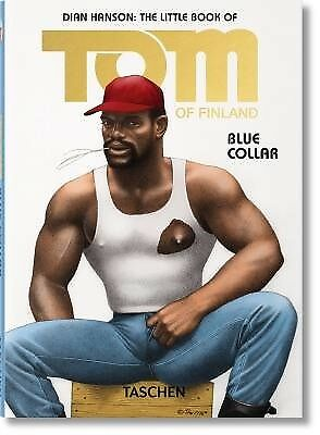 The Little Book of Tom of Finland: Blue Collar by Tom of Finland -Paperback
