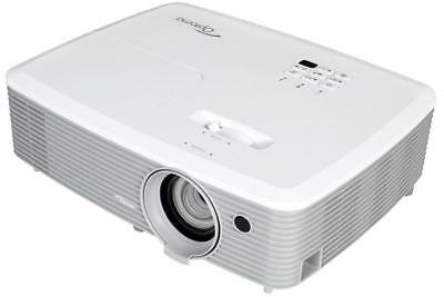 EH400 DLP Full HD Business Projector, White - OPTOMA