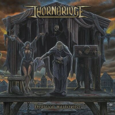 THORNBRIDGE - Theatrical Masterpiece - CD - 4028466900371
