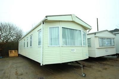 Pemberton Sovereign Disabled Caravan (SN 2454) 12ft
