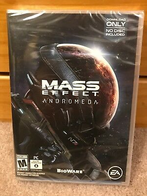 Mass Effect: Andromeda (PC, 2017) FAST SHIPPING