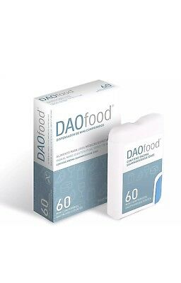 DAOFOOD 60 mini-tablets for dietary treatment of DAO Deficiency