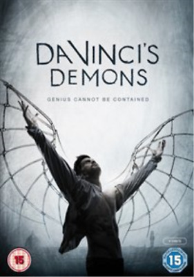 Hera Hilmar, Elliot Levey-Da Vinci's Demons: Seas (UK IMPORT) DVD [REGION 2] NEW