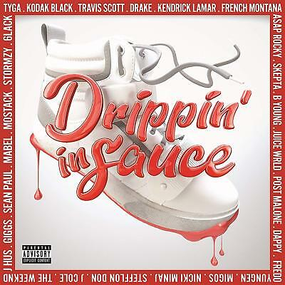 Drippin' In Sauce 3 Cd Set Various Artists - New Release February 2019
