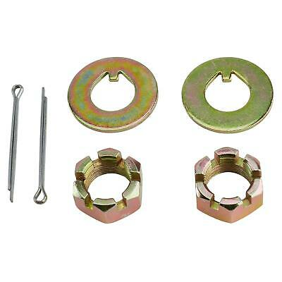 Speedway 910615074 Pinto-Mustang II Spindle Nut & Washer Kit
