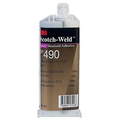 3M™ Scotch-Weld™ EPX High Performance Epoxy Adhesive DP490 Black 50ml