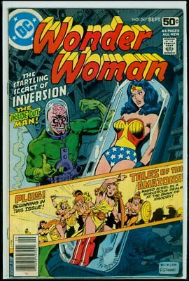 DC Comics WONDER WOMAN #247 1st Tales Of The Amazons FN+ 6.5