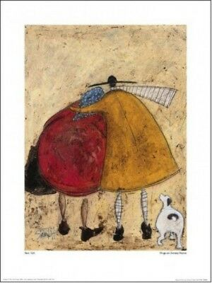 40x30cm Sam Toft A Breath Of Fresh Air Poster Kunstdruck Bild #116780