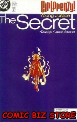 Young Justice: The Secret #1 (1998) 1St Printing Bagged & Boarded Dc